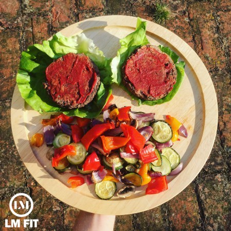Vegan Bean Burger Recipe