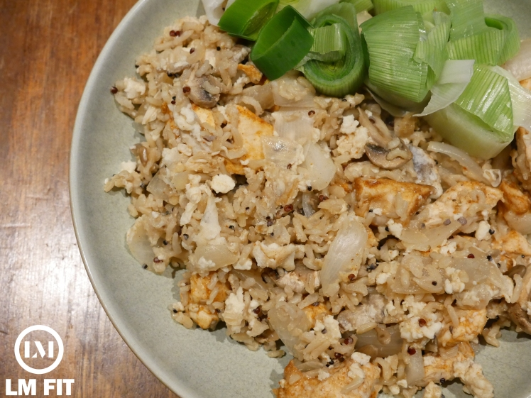 Chicken Fried Rice Bowl
