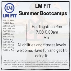 LM FIT Summer Bootcamps
